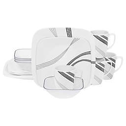 Corelle® Square™ Urban Arc 16-Piece Dinnerware Set