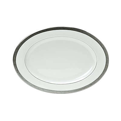 Mikasa® Crown Jewel Platinum 14-Inch Oval Platter