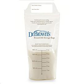 Dr. Brown's® 25-Count Breastmilk Storage Bags