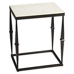 Butler Jacoby Marble Side Table