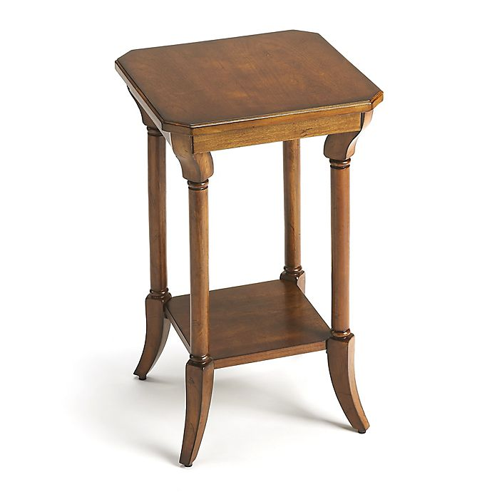 Alternate image 1 for Butler Specialty Company Darla End Table in Antique Cherry
