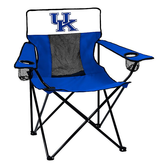Awesome University Of Kentucky Elite Folding Chair Bed Bath Beyond Customarchery Wood Chair Design Ideas Customarcherynet