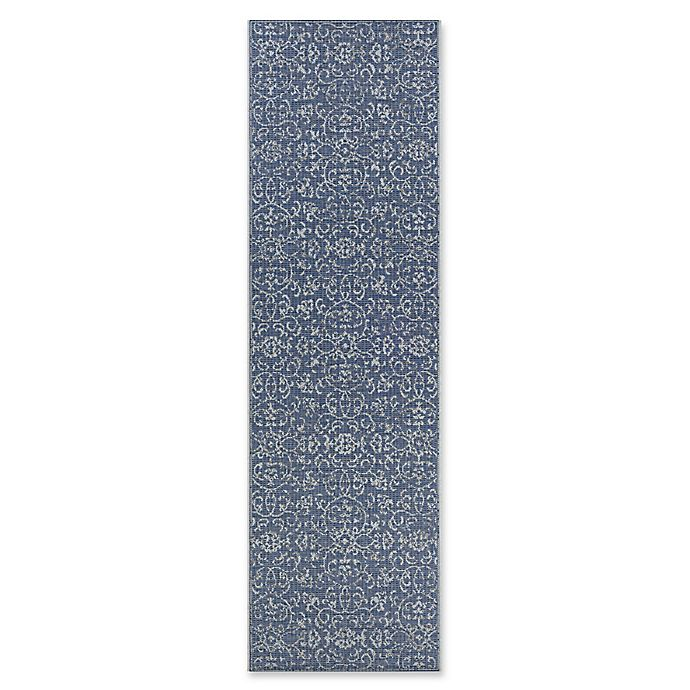 Alternate image 1 for Couristan® Monte Carlo Summer Vines Indoor/Outdoor Rug