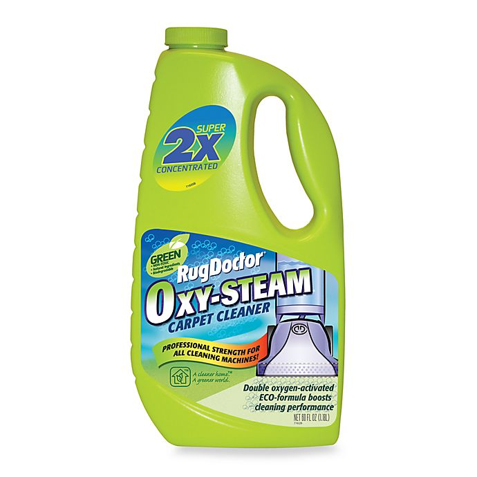 Buy Rug Doctor® Green Formula Oxy Steam Carpet Cleaner