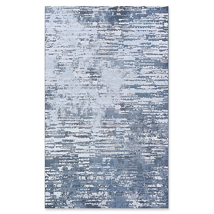 Alternate image 1 for Couristan® Cryptic 2' x 3'11 Accent Rug in Grey/Opal