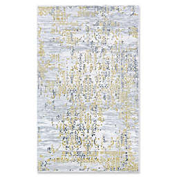 Couristan® Samovar 2' x 3' Accent Rug in Gold