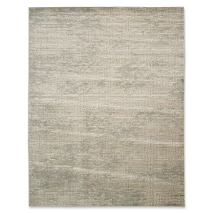 Alternate image 1 for Calvin Klein Maya 3'5 x 5'5 Area Rug in Mineral