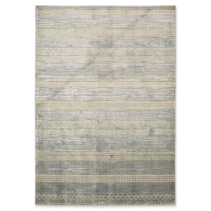 Alternate image 1 for Calvin Klein Maya 5'3 x 7'5 Area Rug in Dolomite Grey