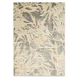 Calvin Klein Maya 7'6 x 10'6 Area Rug in Zinc/Paloma