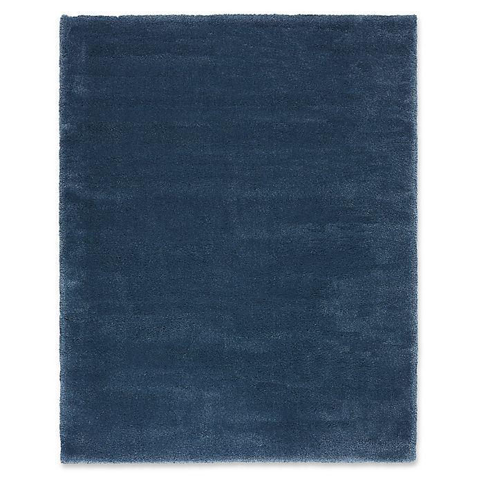 Alternate image 1 for Calvin Klein® Brooklyn Loomed 9' x 12' Area Rug in Blue