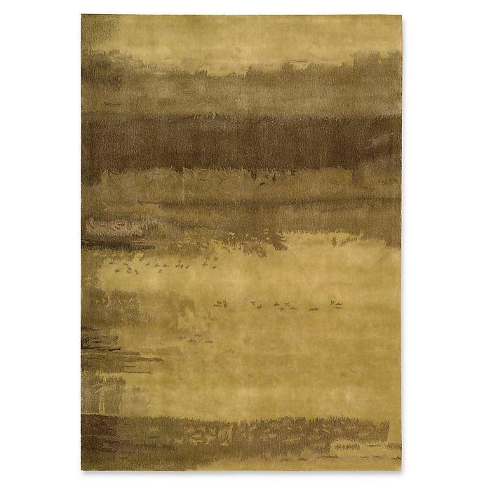 Alternate image 1 for Calvin Klein Luster Wash Handmade Area Rug