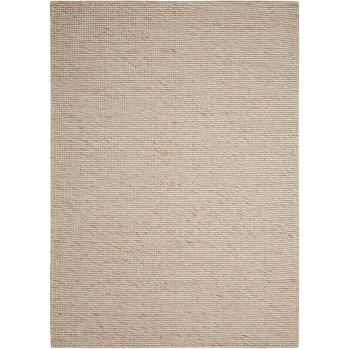 Alternate image 1 for Calvin Klein Lowland 5'3 x 7'5 Handwoven Area Rug in Marble