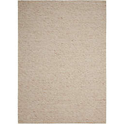 Calvin Klein Lowland 5'3 x 7'5 Handwoven Area Rug in Marble