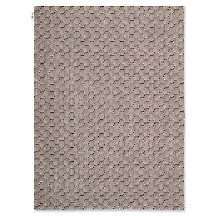 Alternate image 1 for Calvin Klein Textured Wool Rug
