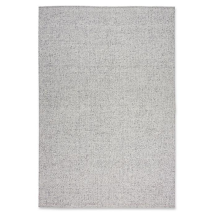 Alternate image 1 for Calvin Klein Tobiano 4' x 6' Area Rug in Silver