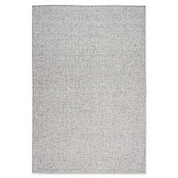 Calvin Klein Tobiano 4' x 6' Area Rug in Silver