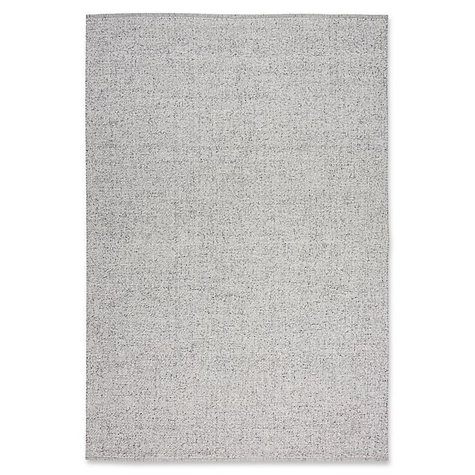 Alternate image 1 for Calvin Klein Tobiano 5'3 x 7'5 Area Rug in Silver