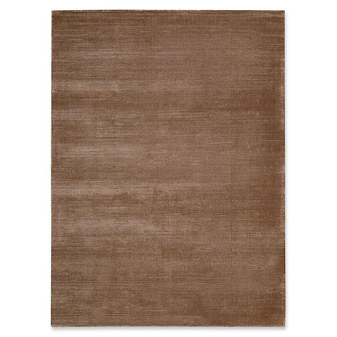 Alternate image 1 for Calvin Klein Lunar 7'9 x 10' 10 Area Rug in Brown