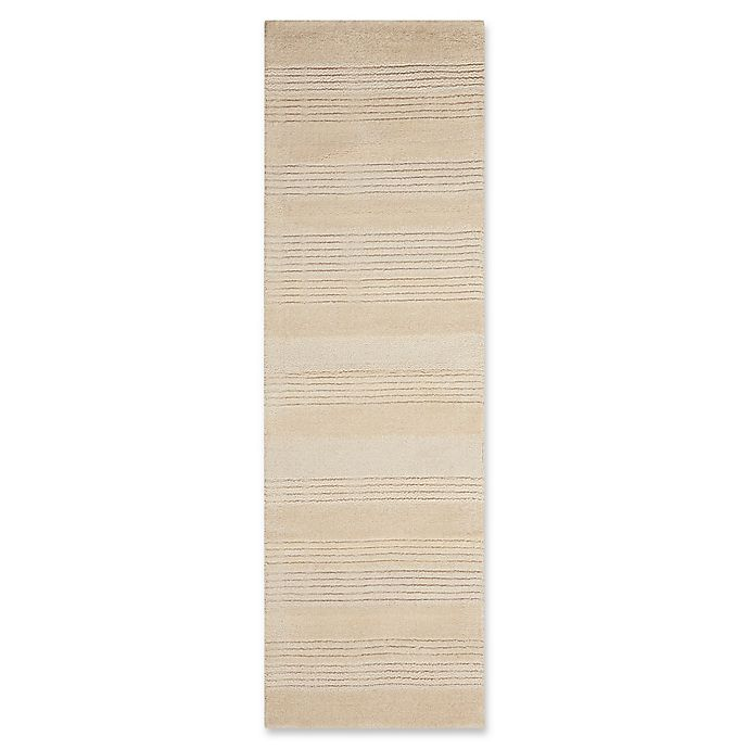 """Bed Bath And Beyond Area Rugs Roselawnlutheran Earth Tone: Calvin Klein Longview 2' 3"""" X 7' 6"""" Runner"""