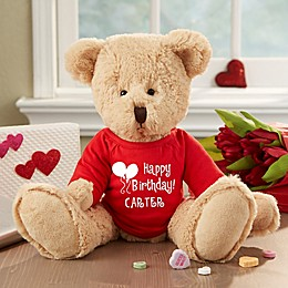 """Happy Birthday"" Teddy Bear"