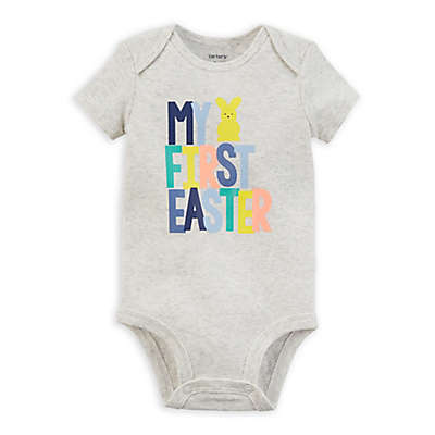 "carter's® ""My First Easter"" Bodysuit"