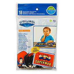 DC Comics™ 18-Count Super Heroes Table Topper Placemats