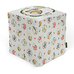 Oliver Gal Woodland Critters Ottoman