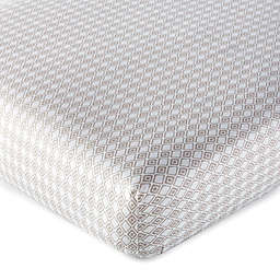 Levtex Baby® Cody Diamond Fitted Crib Sheet