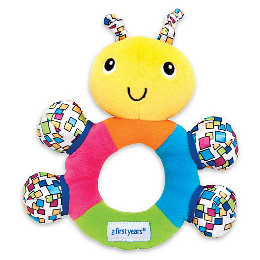 Alternate image 1 for The First Years™ My First Rattle