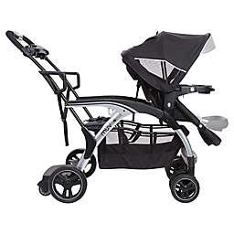 Baby Trend® MUV 180° Sit N' Stand Stroller in Black