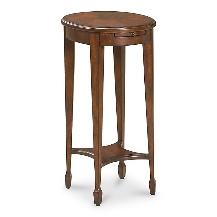 Alternate image 1 for Butler Specialty Company Arielle Accent Table in Plantation Cherry