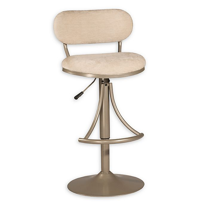 Buy Hillsdale Furniture Llc Upholstered Barstool In