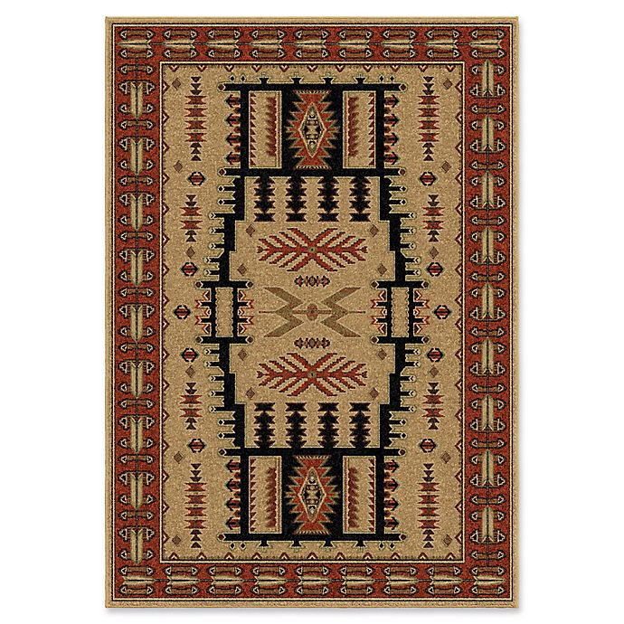 Alternate image 1 for Orian Rugs North Fork Area 9' x 13' Area Rug in Beige