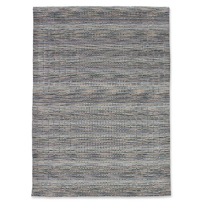 Alternate image 1 for ECARPETGALLERY Luribaft Gabbeh Riz 5'3 x 7'7 Hand-Knotted Area Rug in Grey