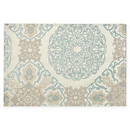 Waterford® Linens Jonet Placemat in Aqua