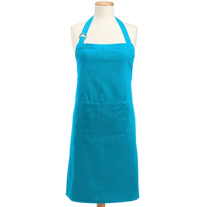 Alternate image 1 for Design Imports Neon Chef Apron in Blue