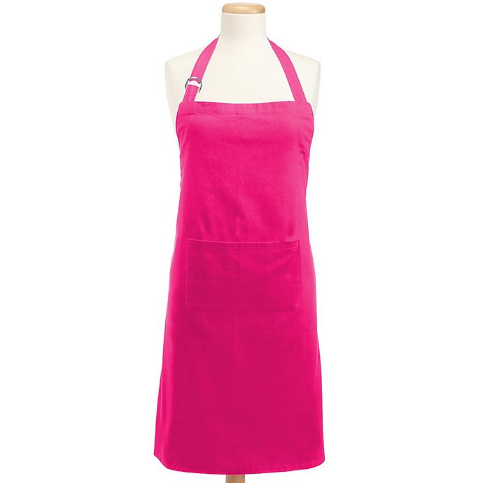 Alternate image 1 for Design Imports Neon Chef Apron in Pink