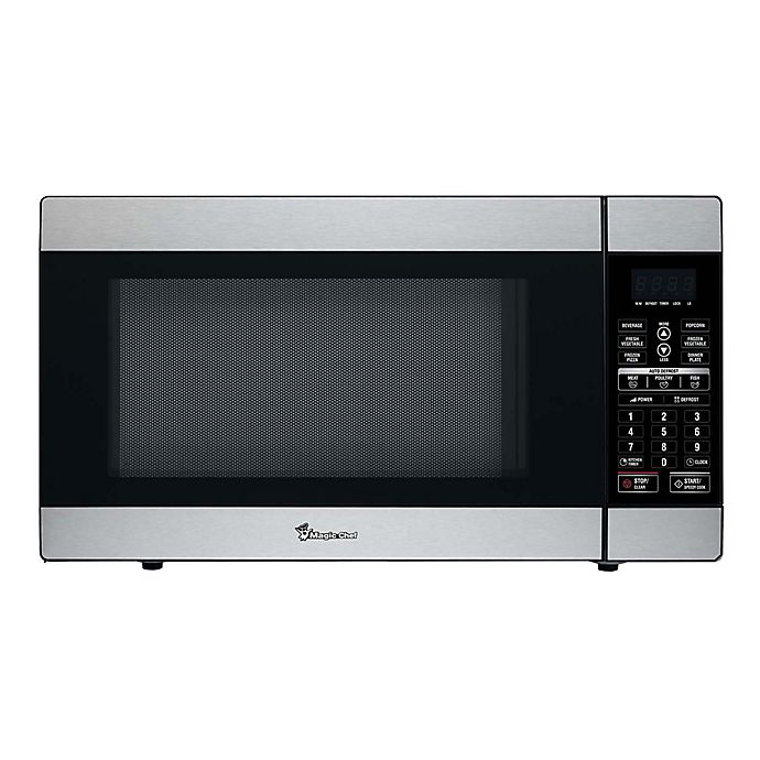 1 8 Cu Ft Countertop Microwave Oven