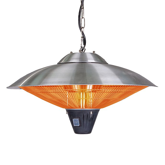 Well Traveled Living Hanging Halogen Patio Heater Bed Bath Beyond