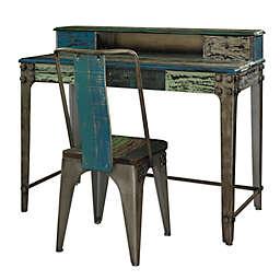 Powell Calypso Rustic Desk