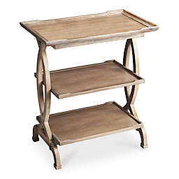 Butler Kimiko Side Table in Driftwood