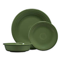Fiesta® 3-Piece Classic Place Setting in Sage