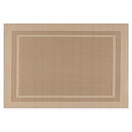 Kraftware™ EveryTable 2X Border Placemat (Set of 12)