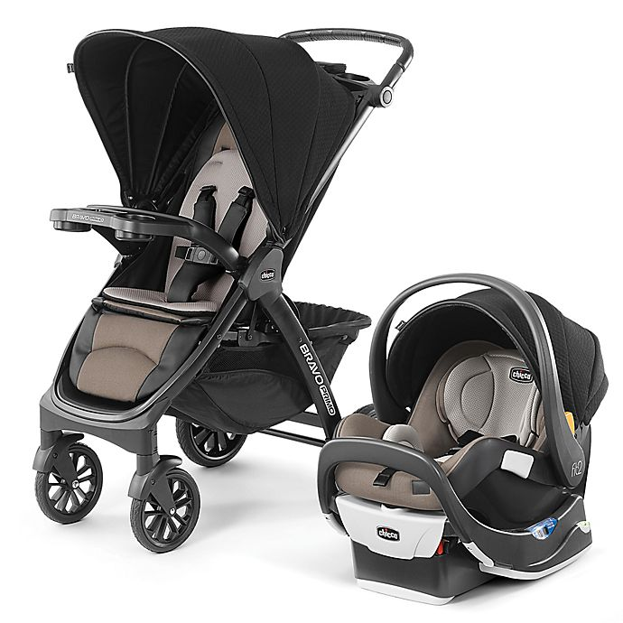 Alternate image 1 for Chicco® Bravo® Primo Trio Travel System in Alto
