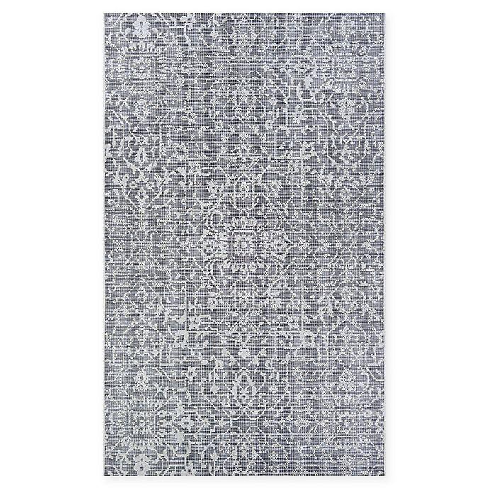 Alternate image 1 for Couristan® Palmette Indoor/Outdoor Rug