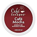 Keurig® K-Cup® Pack 16-Count Cafe Escapes® Cafe Mocha