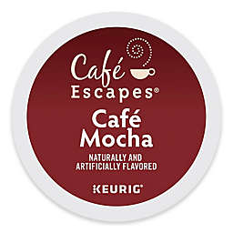 Café Escapes® Café Mocha Keurig® K-Cup® Pods 16-Count