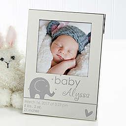 Precious Child Silver Picture Frame