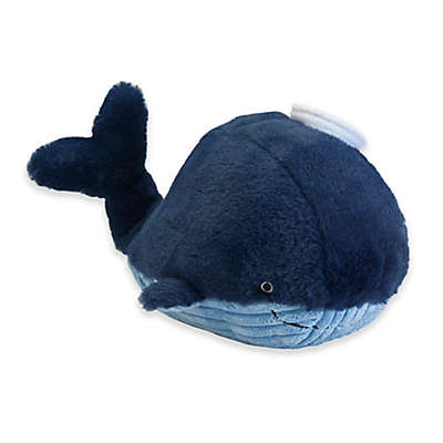 Lambs & Ivy® Ahoy Plush Whale Skipper Toy