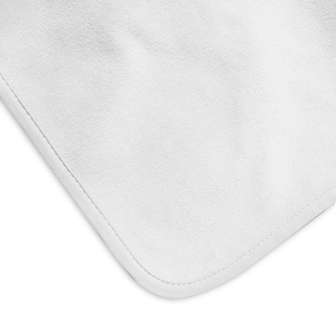 Alternate image 1 for Dreamtex 2-pack Changing Pad Cover in White